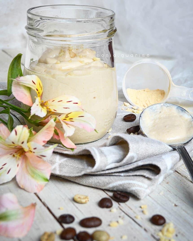 coffe maca jar