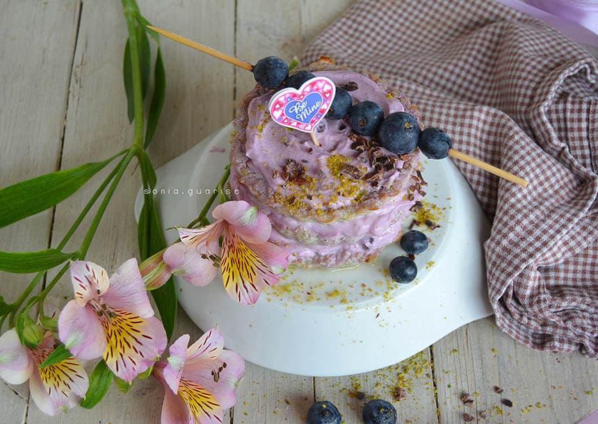 purple porridge tower