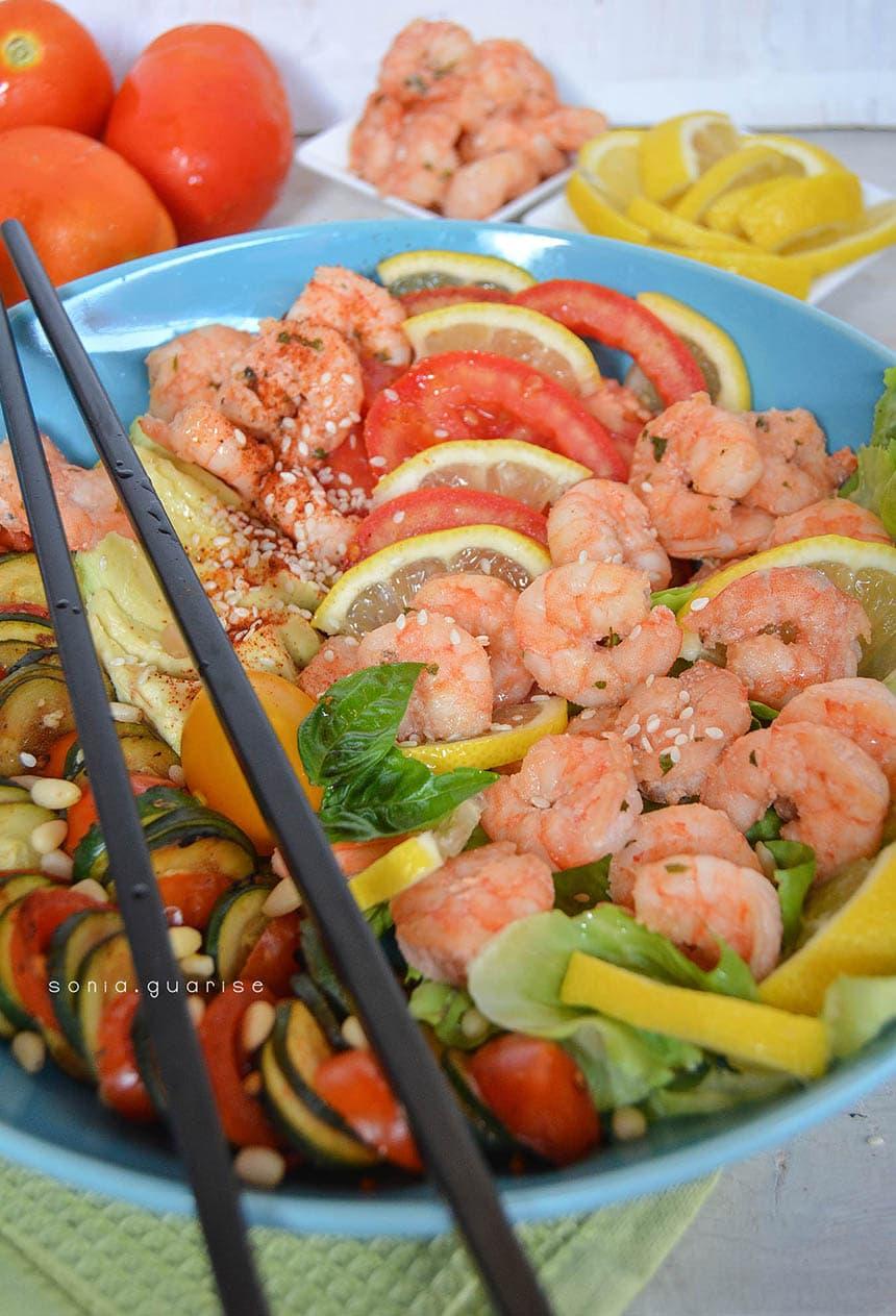 summer shrimps