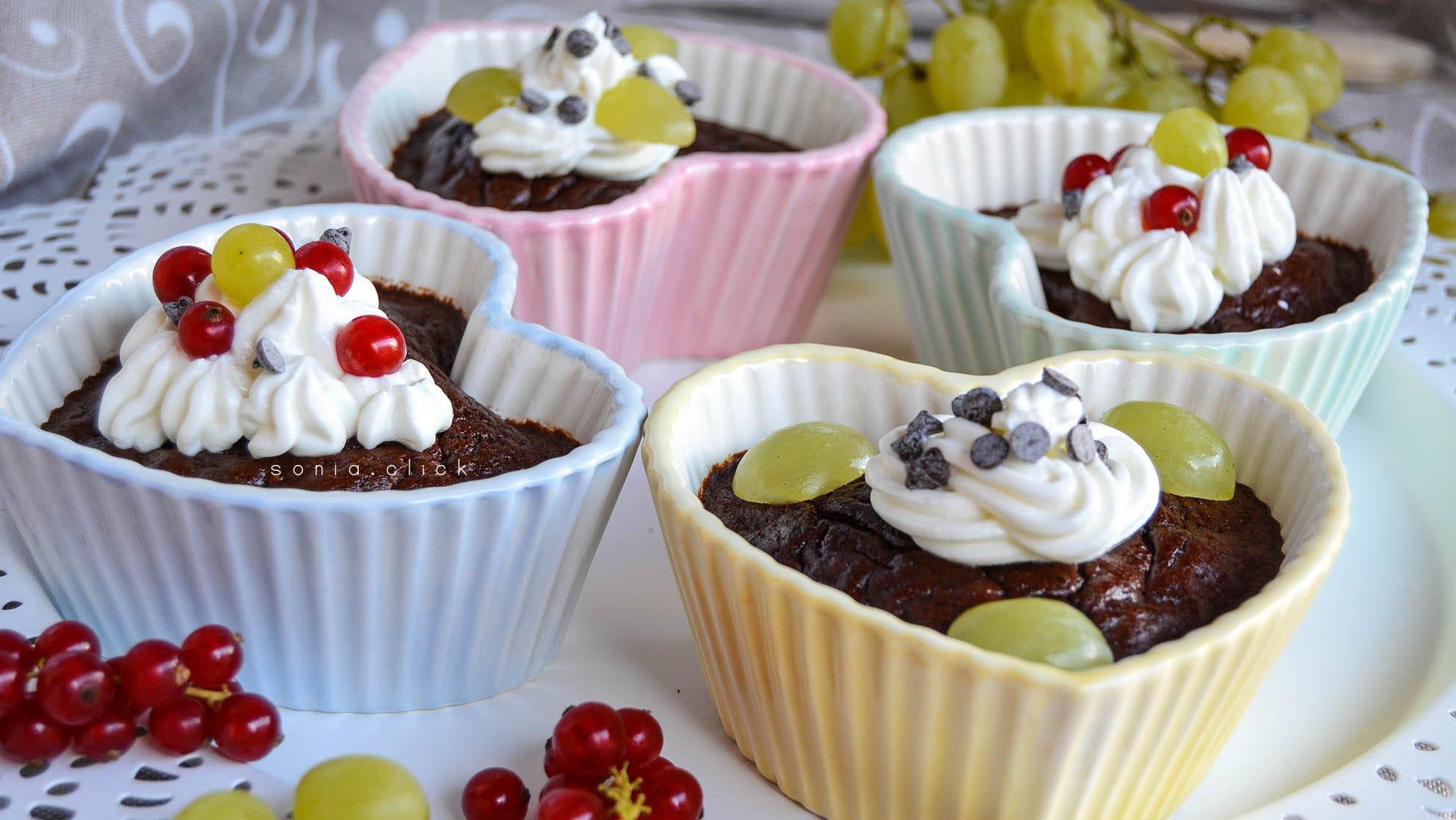 choco barba muffins
