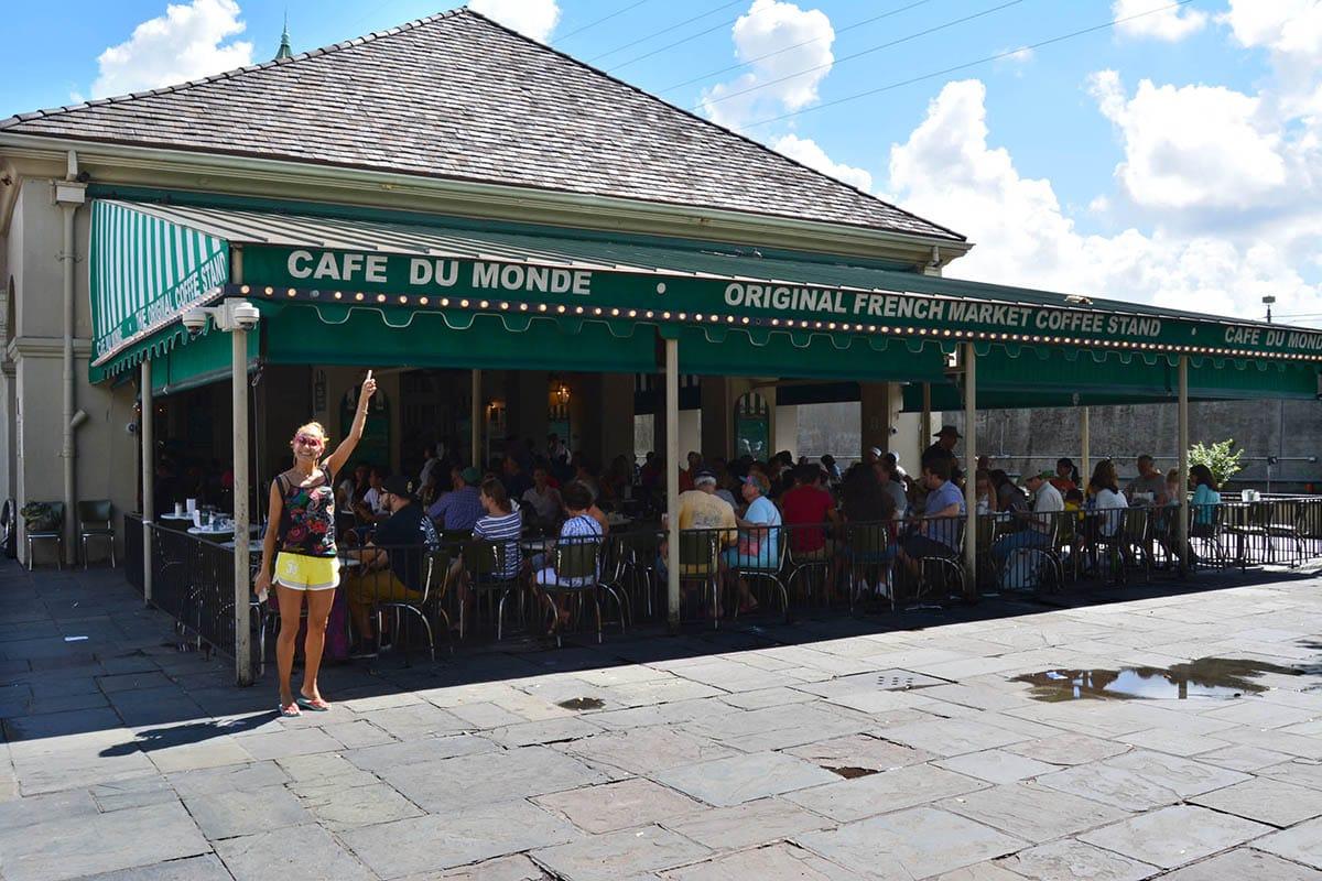 caffe du monde a new orleans