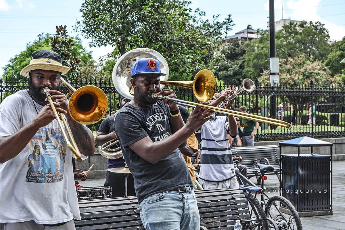 musicisti a new orleans
