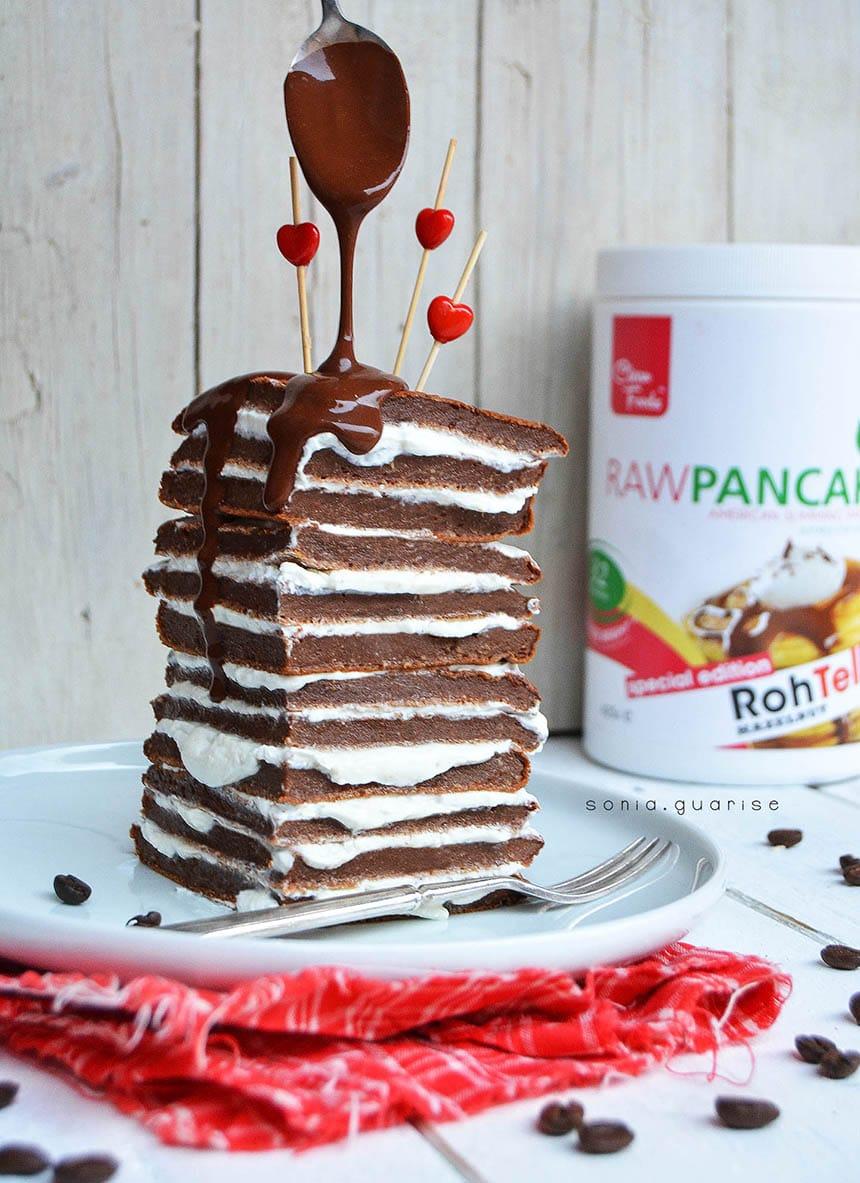 Torre pancake rohtella cleanfoods