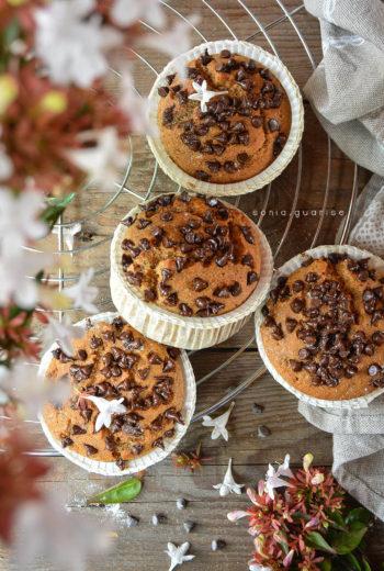 Muffins al succo di frutta
