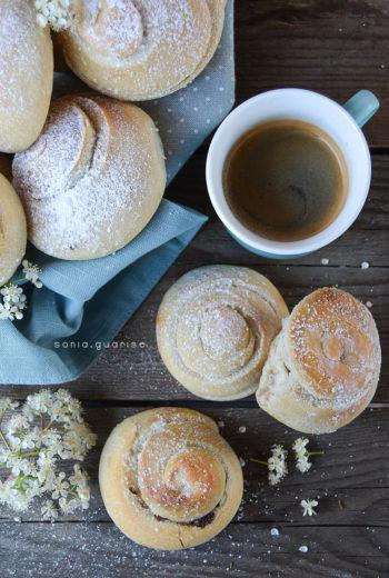 Pan de Ensaimadas de Mallorca (a modo mio)