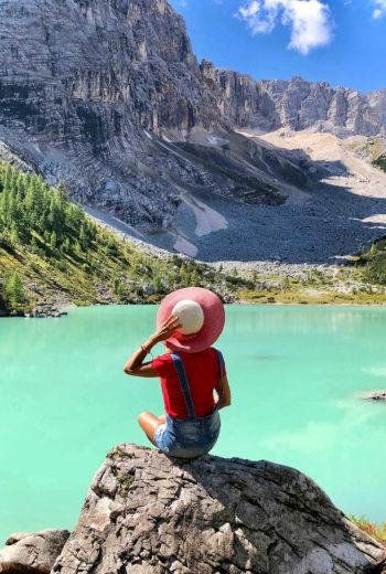 La perla turchese delle Dolomiti, il Lago di Sorapis