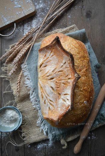 Pan Foglia integrale al farro