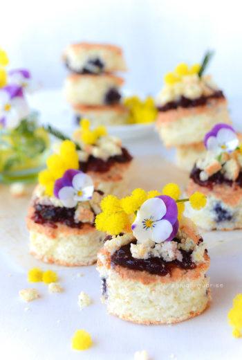 Mini Cake Mimosa