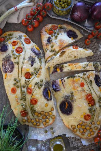 Gardenscape Bread Focaccia