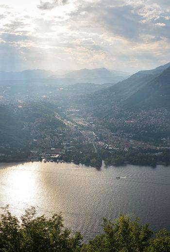 Quel giro del Lago di Como